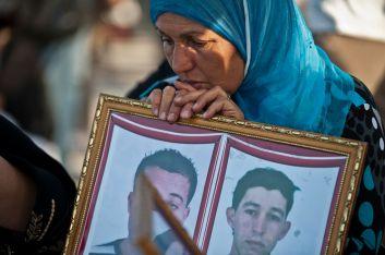 Tunisian mother